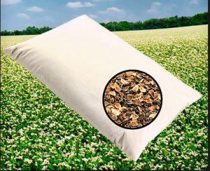 подушка в разрезе