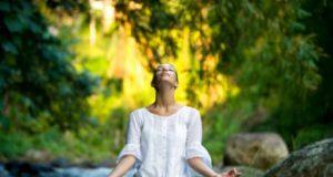 Дыхание йоги от храпа