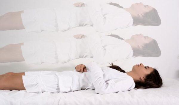 Симптомы сонного паралича
