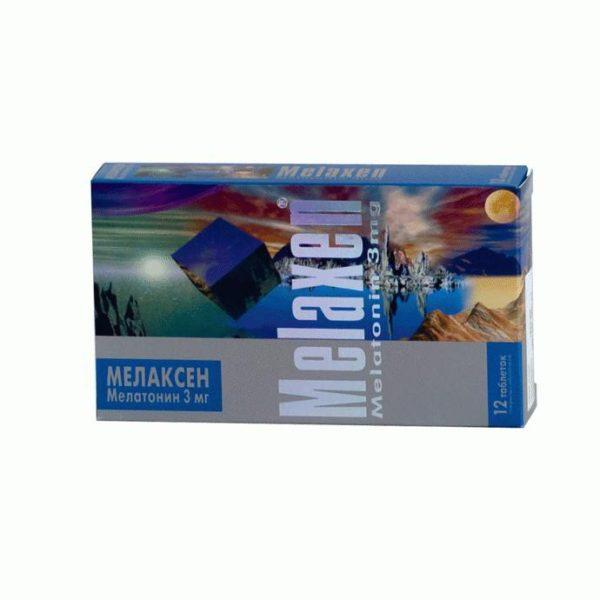 Таблетки с мелатонином можно купить в аптечной сети